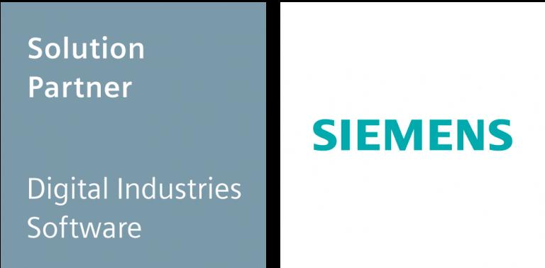 [crop] Siemens-SW-Solution-Partner-Emblem-Horizontal-for-dark-color-background