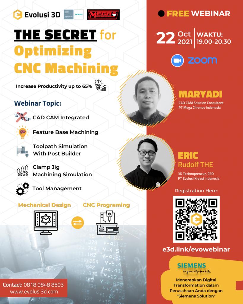 THE SECRET for Optimizing CNC Machining